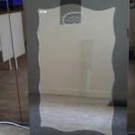 miroir personnalisée